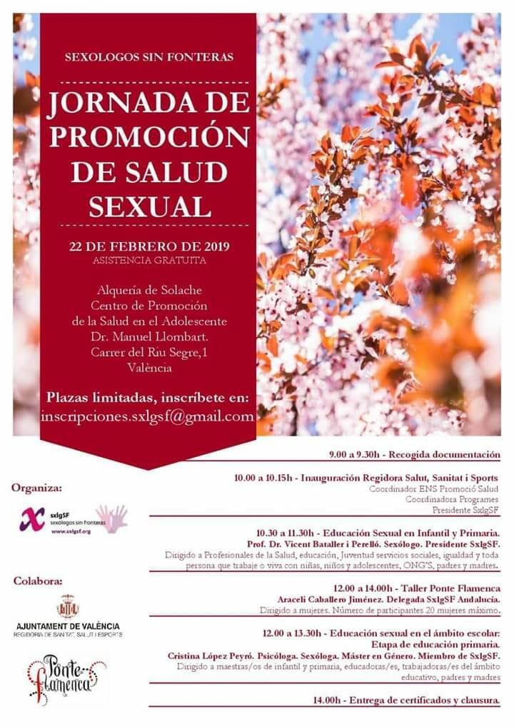 Jornada de promoció de salut sexual