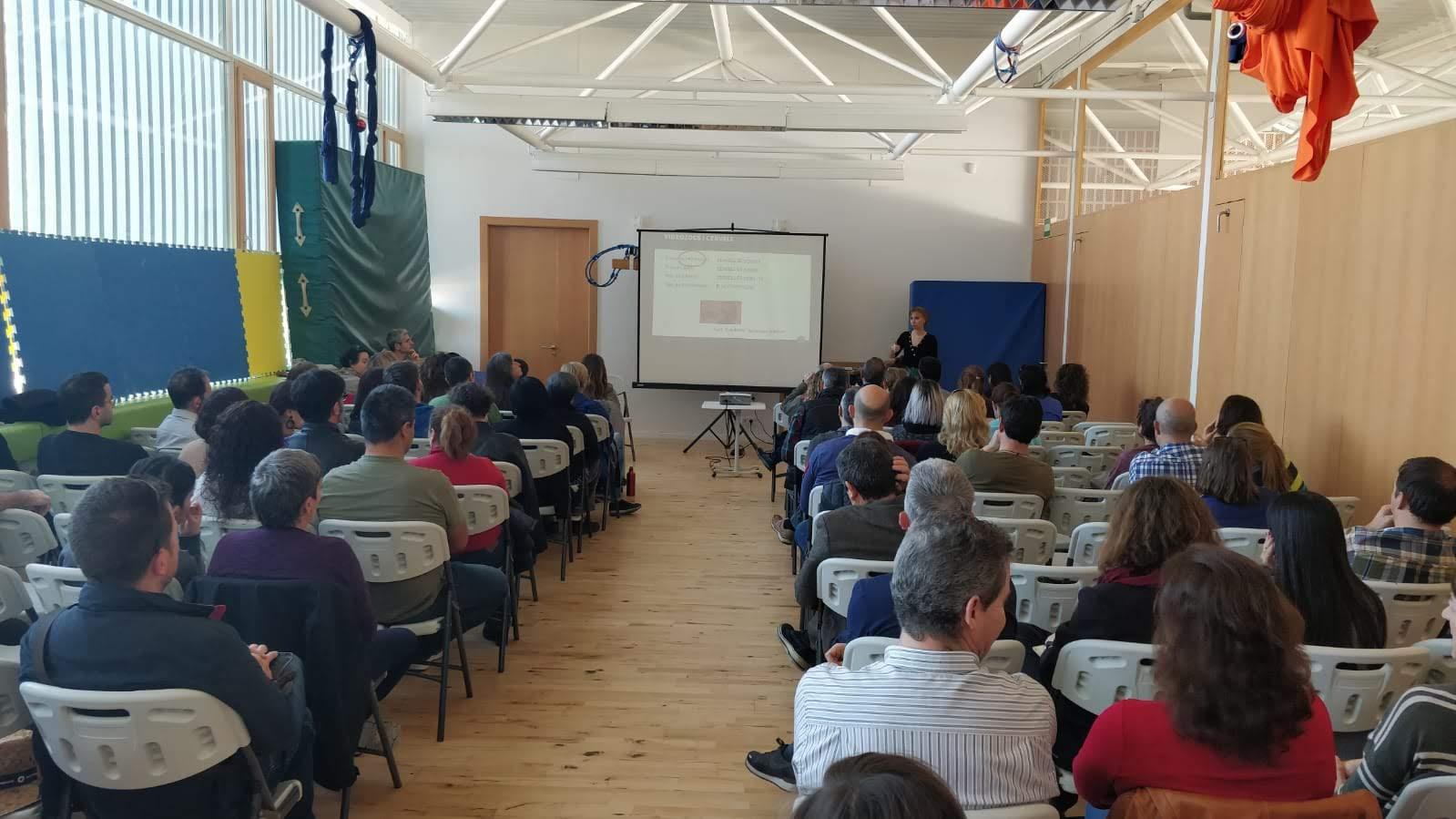 Gran èxit de participació de l'AMPAtrònic