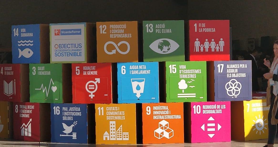 Comptem amb tu – Objectius de Desenvolupament Sostenible