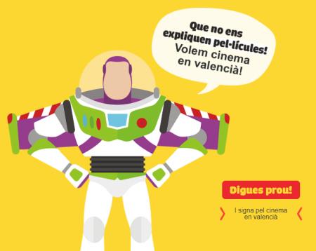 El valencià, al cinema! @ Centre Octubre | València | Comunidad Valenciana | Espanya