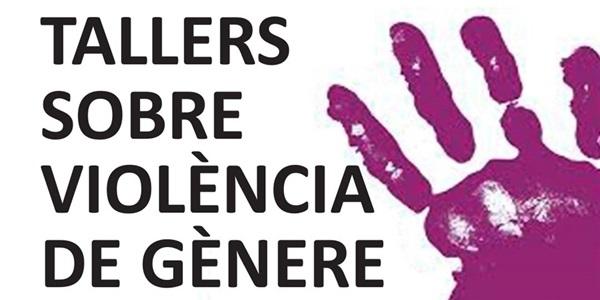 Tallers formatius contra la violència cap a les dones